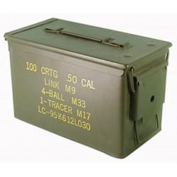 US Munitionskiste Stahl...