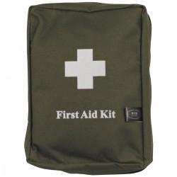 Erste-Hilfe-Set, groß, oliv,