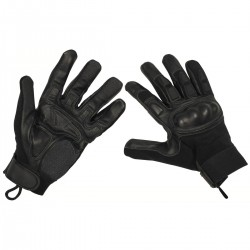 Handschuhe, schwarz,...