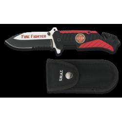 Fire Fighter Einhandmesser