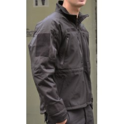 SOFTSHELL JACKE MIL-TEC® PLUS