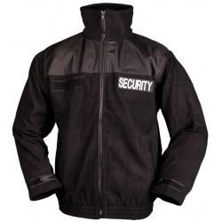 Security Fleecejacke