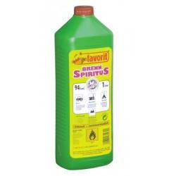 Brennspiritus - 1 Liter