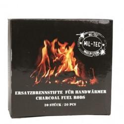 Brennstifte für Handwärmer