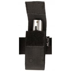 Messertasche 13cm schwarz