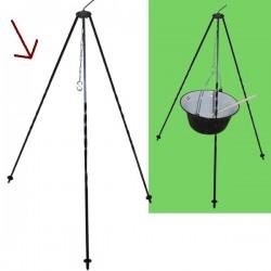 Ung. Dreibein mit Kette 1,3 m