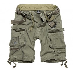 Savage Shorts oliv