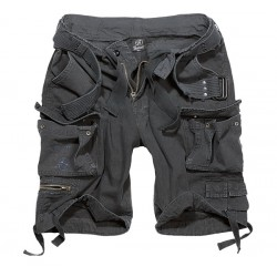 Savage Shorts schwarz